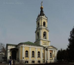 Храм свт. Николая в Косине