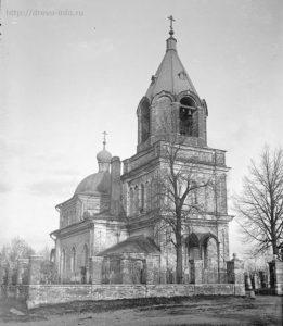 Храм Сергия Радонежского в Бусинове