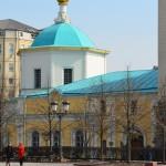 Храм Космы и Дамиана в Шубине