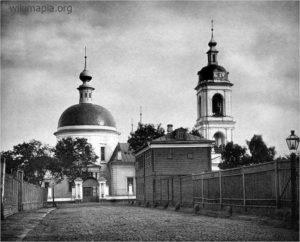храм Ирины в Покровском