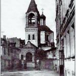 Храм Илии Пророка в Обыденском переулке