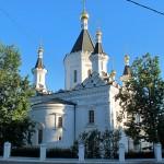 Храм Михаила Архангела при клиниках на Девичьем поле