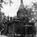 Церковь Тихвинской иконы Божией Матери на Хавской