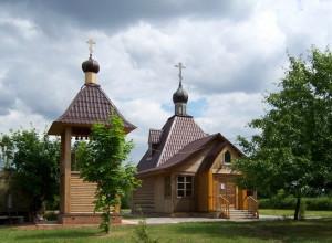 Храм Дмитрия Донского в Садовниках