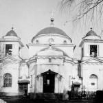 Храм Веры, Надежды, Любови и Софии на Миусском кладбище