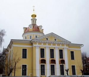 Покровский собор на Рогожском кладбище