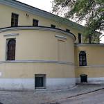 Храм Александра Невского при Покровской богадельне