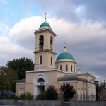 Храм Воскресения Словущего в Даниловской слободе