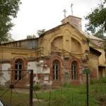 Храм Николая в Дербеневе