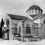 Храм иконы Знамение в Кунцеве