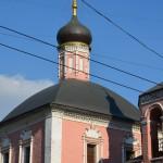 Храм Георгия Победоносца в Старых Лучниках