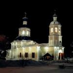 Храм Петра и Павла в Ясеневе