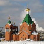 Храм Всех Святых в Новокосине