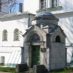 Храм Владимирской иконы Божией Матери в Куркине