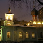 Храм Власия в Старой Конюшенной слободе