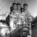 Храм иконы Божией Матери «Знамение» за Петровскими воротами