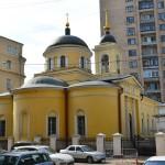 Храм святителей Афанасия и Кирилла на Сивцевом Вражке
