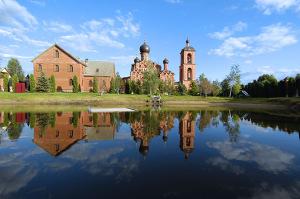 Подворье Свято-Покровского монастыря