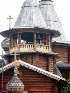 Колокольня храма Алексия митр. Московского в Рогожской слободе