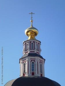 Храм Алексия митр. Московского в Рогожской слободе