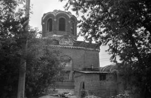 Храм иконы Божией Матери Знамение в Ховрине