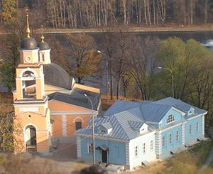 Храм Космы и Дамиана в Космодемьянском