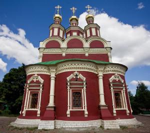 Храм Михаила Архангела в Тропареве