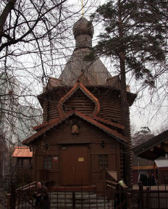 Храм Благовещения Пресвятой Богородицы в Раеве.