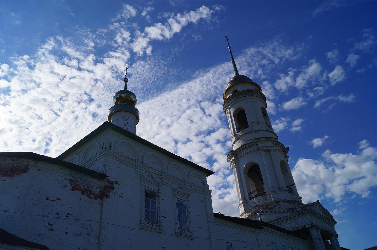 Церковь Алексия, наши дни. Источик: