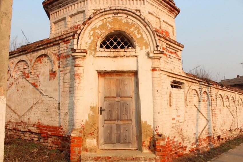 Крестовоздвиженский монастырь, Белёв