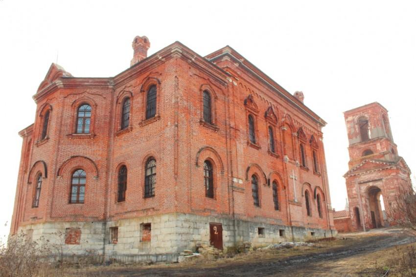 Мироносицка домовая церковь в Воздвиженском Белёвском монастыре
