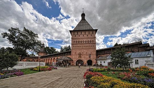Спасо-Евфимиевский монастырь, Проездная башня