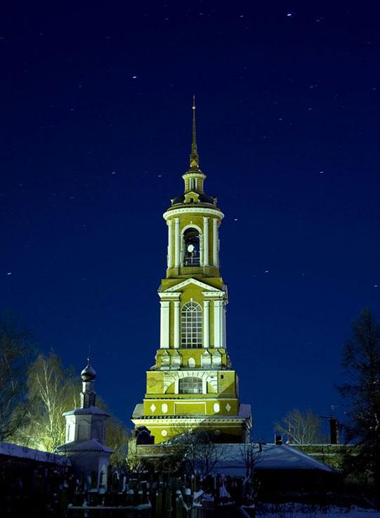Преподобенская колокольня