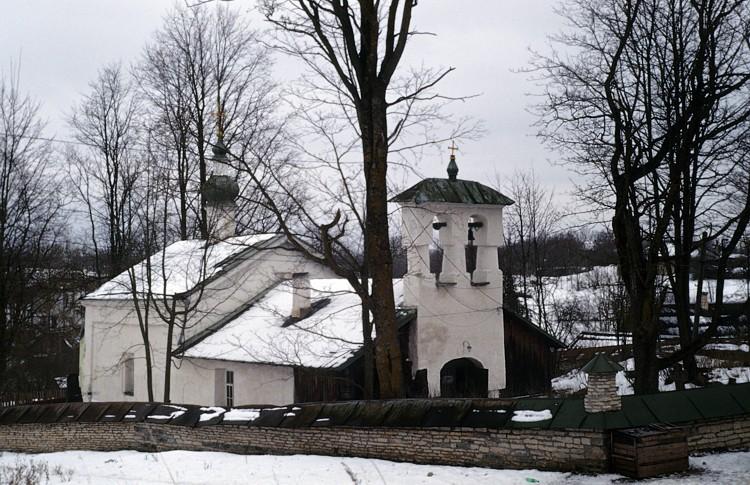Церковь Сергия и Никандра, Изборск