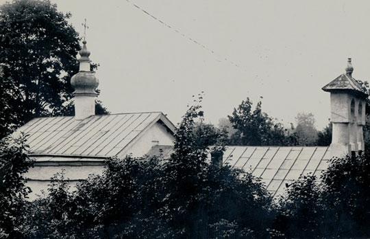 Церковь Сергия Радонежского и Никандра, Изборск
