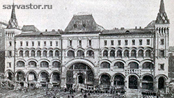 Подворье Саввино-Сторожевского монастыря. Домовая часовня прп. Саввы Сторожевского