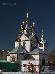 Храмы Андрея Первозванного и Тихона, патриарха Всероссийского, в Люблине