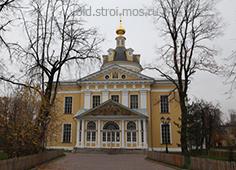 Покровский собор в Рогожской слободе