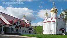 Церковь Казанской иконы Божией Матери в Орлове