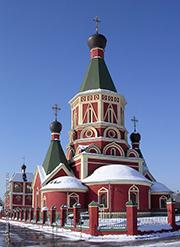 Храм Иоанна Предтечи на Хованском кладбище