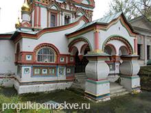 Храм Николая Чудотворца на Берсеневке, в Верхних Садовниках