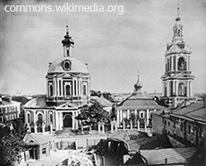Храм Никиты в Старой Басманной слободе