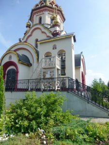 Храм Воскресения Христова в Шереметьеве
