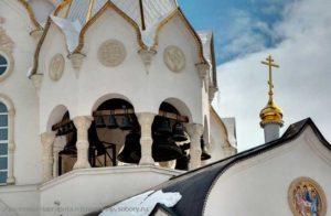 Храм Новомучеников и Исповедников Российских в Бутове