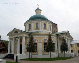 Храмы Успения Пресвятой Богородицы в Косине